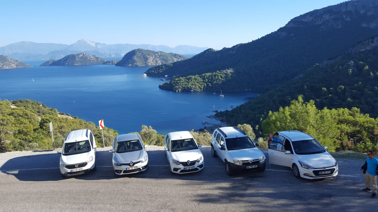 Oludeniz, budget car rental