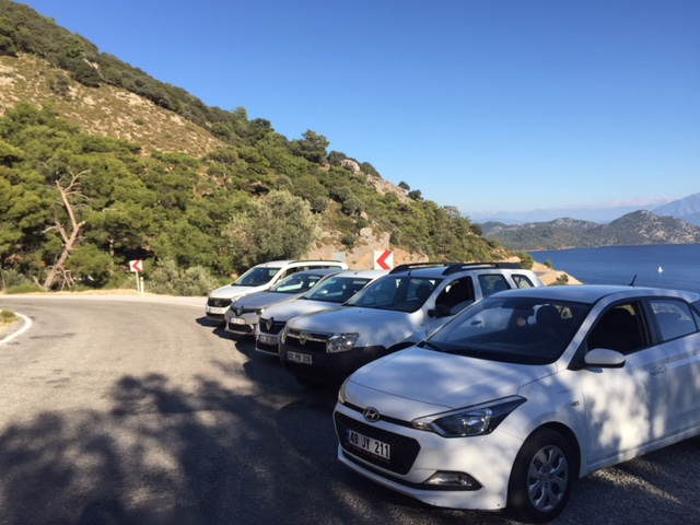 seydikemer cheap car hire