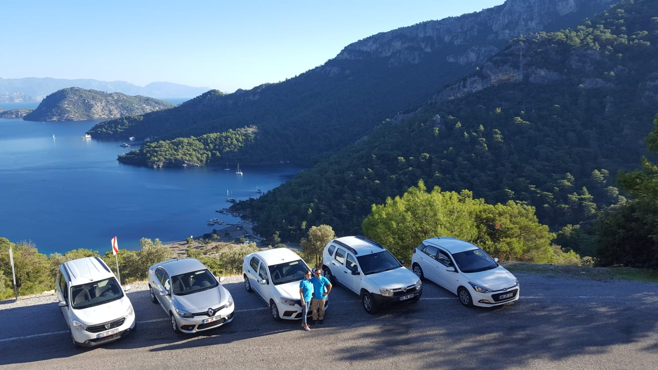 fethiye car rental prices