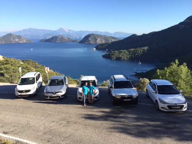 kalkan car rental from the owner %>
