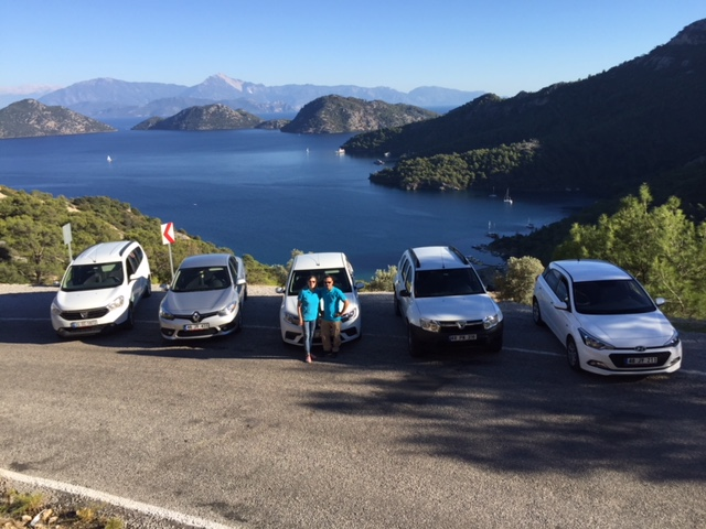 kalkan luxury car rental