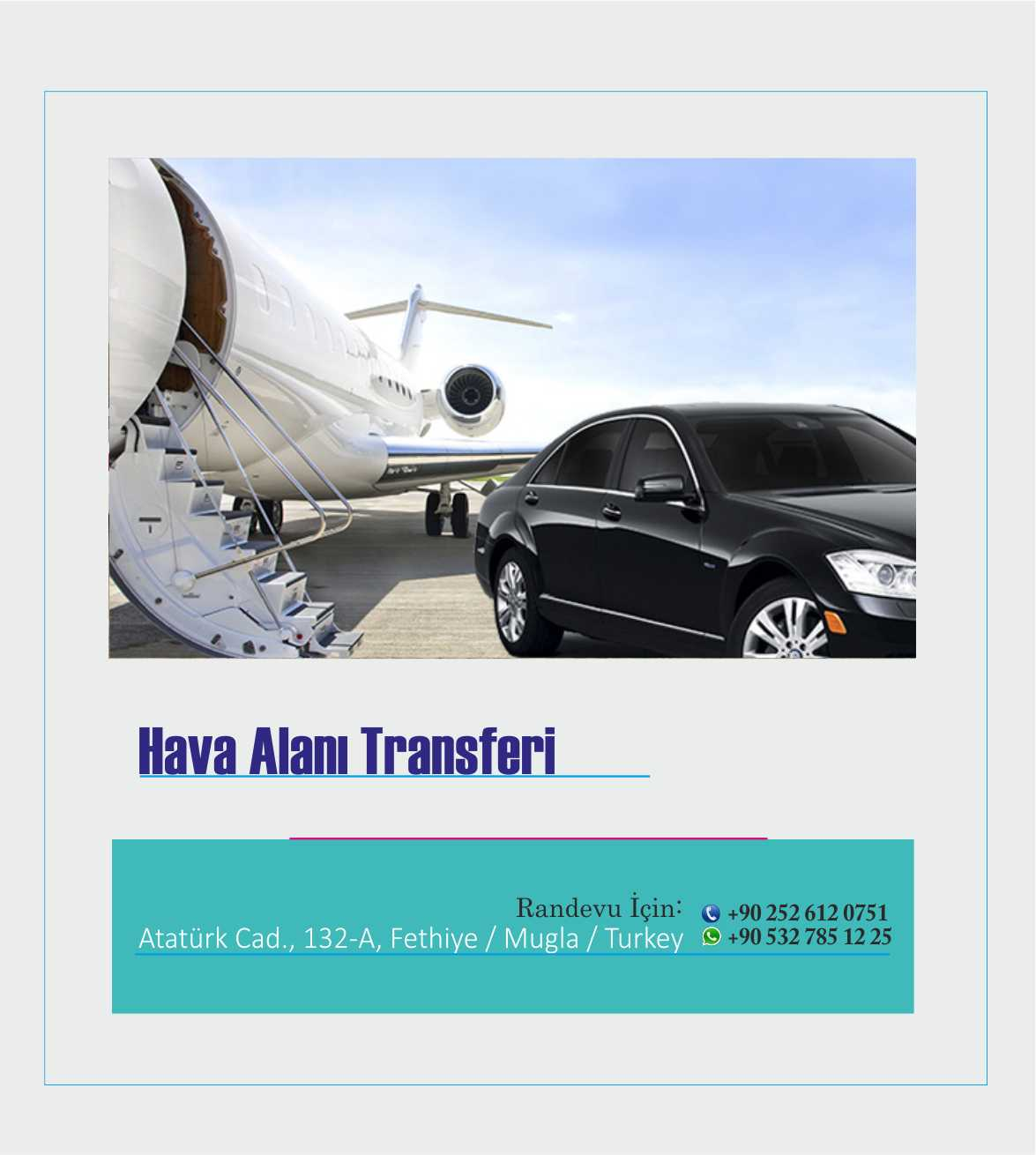 transfer from köycegiz to dalaman airport %>