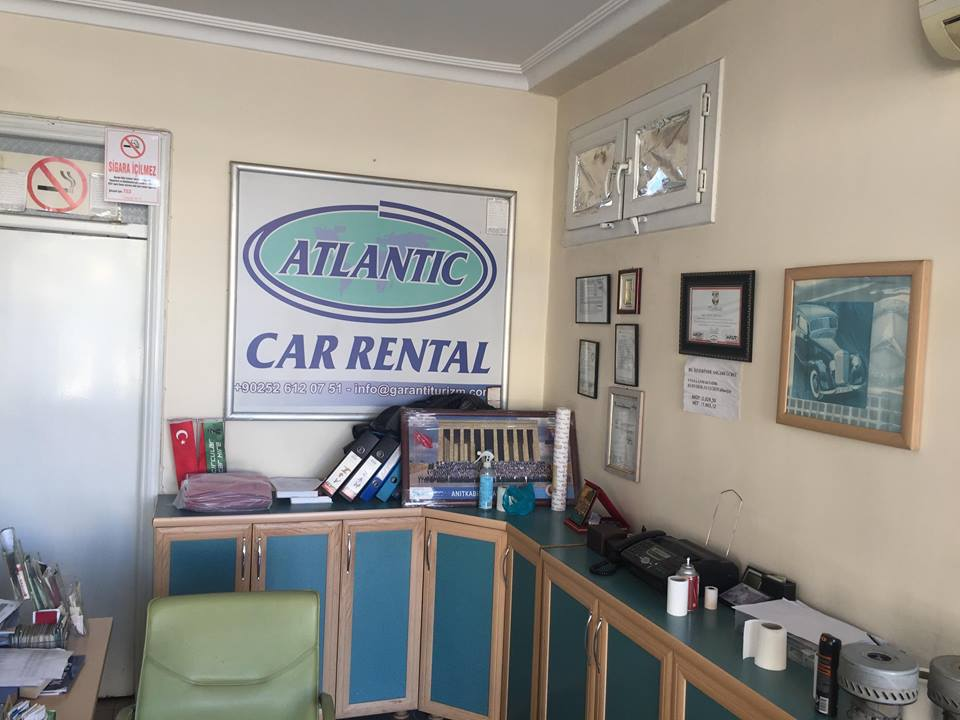 dalaman car rental price